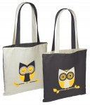 Owl Tote.